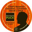 Wolfgang Puck Chef's Reserve Colombian Decaf K-Cup Coffee